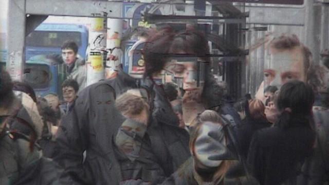 Thomas Köner, Peripheriques 2 : Beograd, 2005, video still.