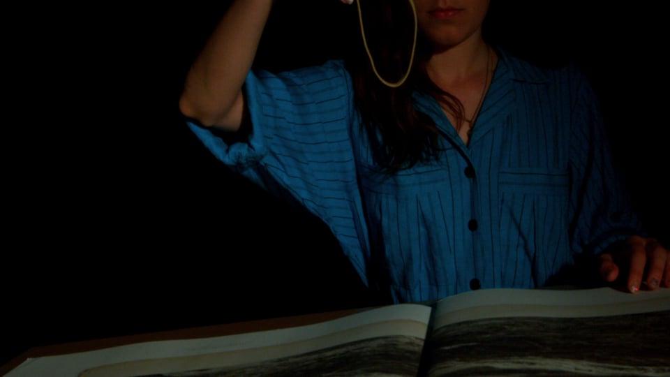 Christina Vantzou, Shadow Sun, video still.