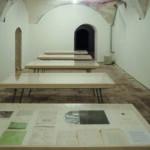 Arnold Dreyblatt, Museum view, Archive,  LUX 03: Lapse – Arnold Dreyblatt, 2018, Museolaboratorio - Città Sant'Angelo - Italy. Photo Credit: Marco Marzuoli.