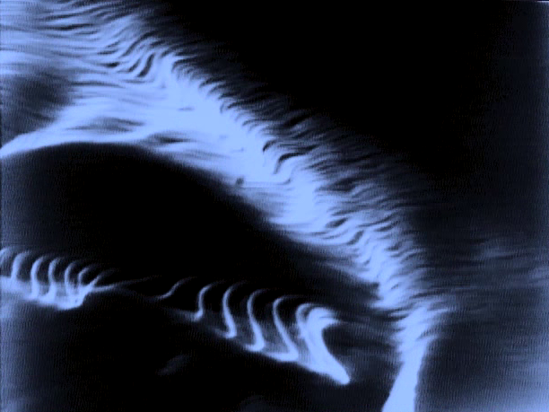 Arnold Dreyblatt, Carbon, video still.